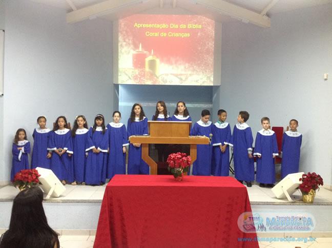 Fotos de Atividades da igreja